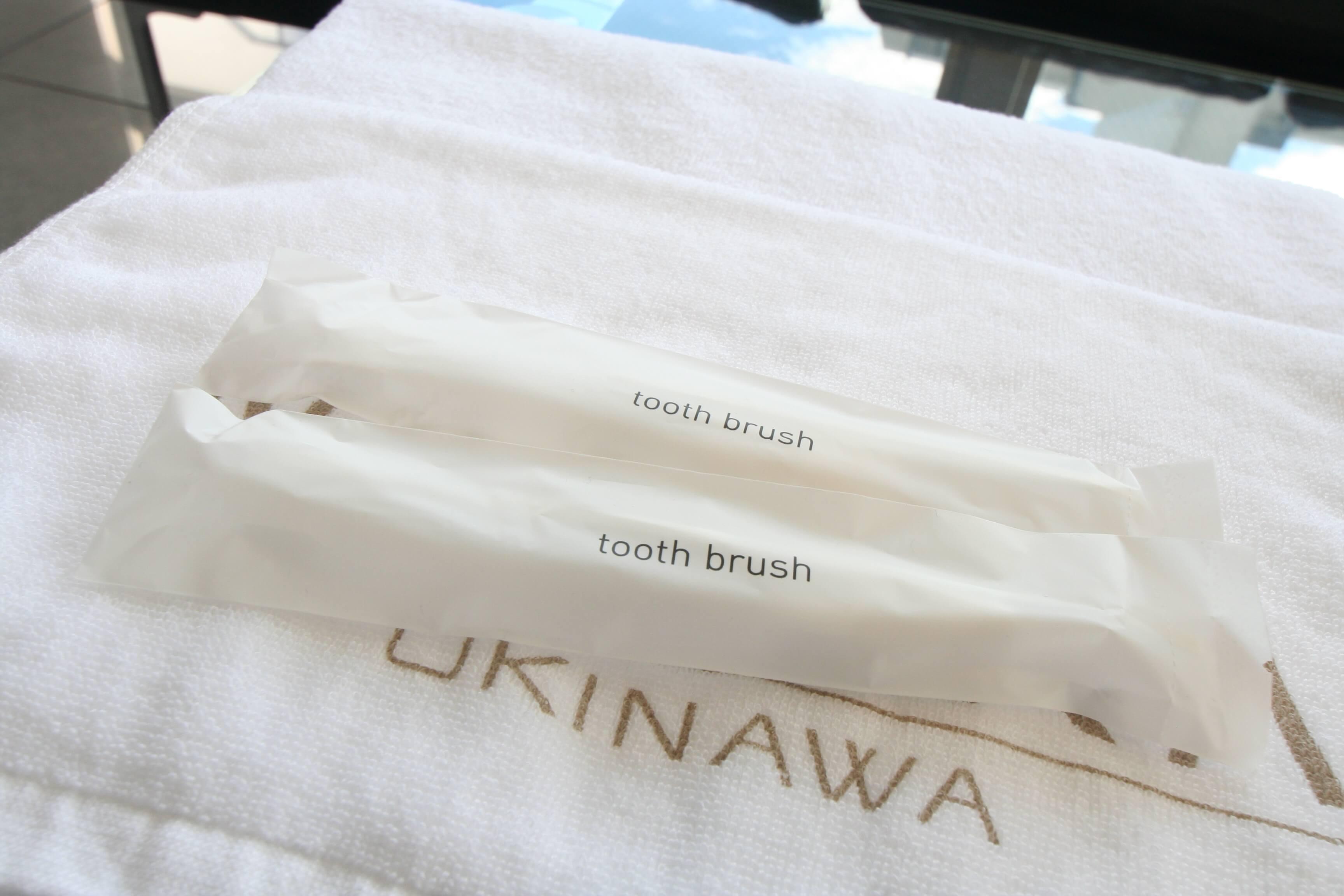 タオル・歯ブラシセット